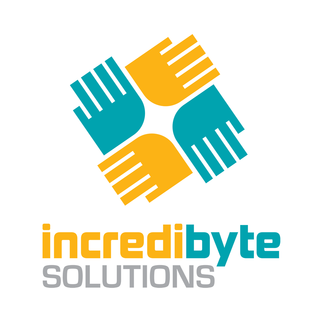 Incredibyte Solutions Icon Logo